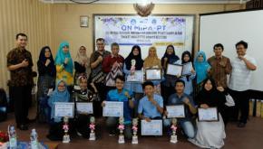 Juara ON-MIPA UBB 2020, Dipersiapkan Ke Tingkat Regional
