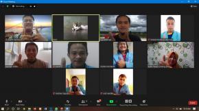 Mahasiswa UBB Gelar Sosialisasi Teknologi Pengolahan Limbah Cair Batik Cual Secara Daring
